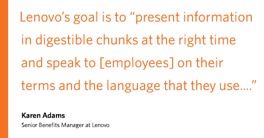 Lessons Learned from Lenovo's Approach to Holistic Well-Being